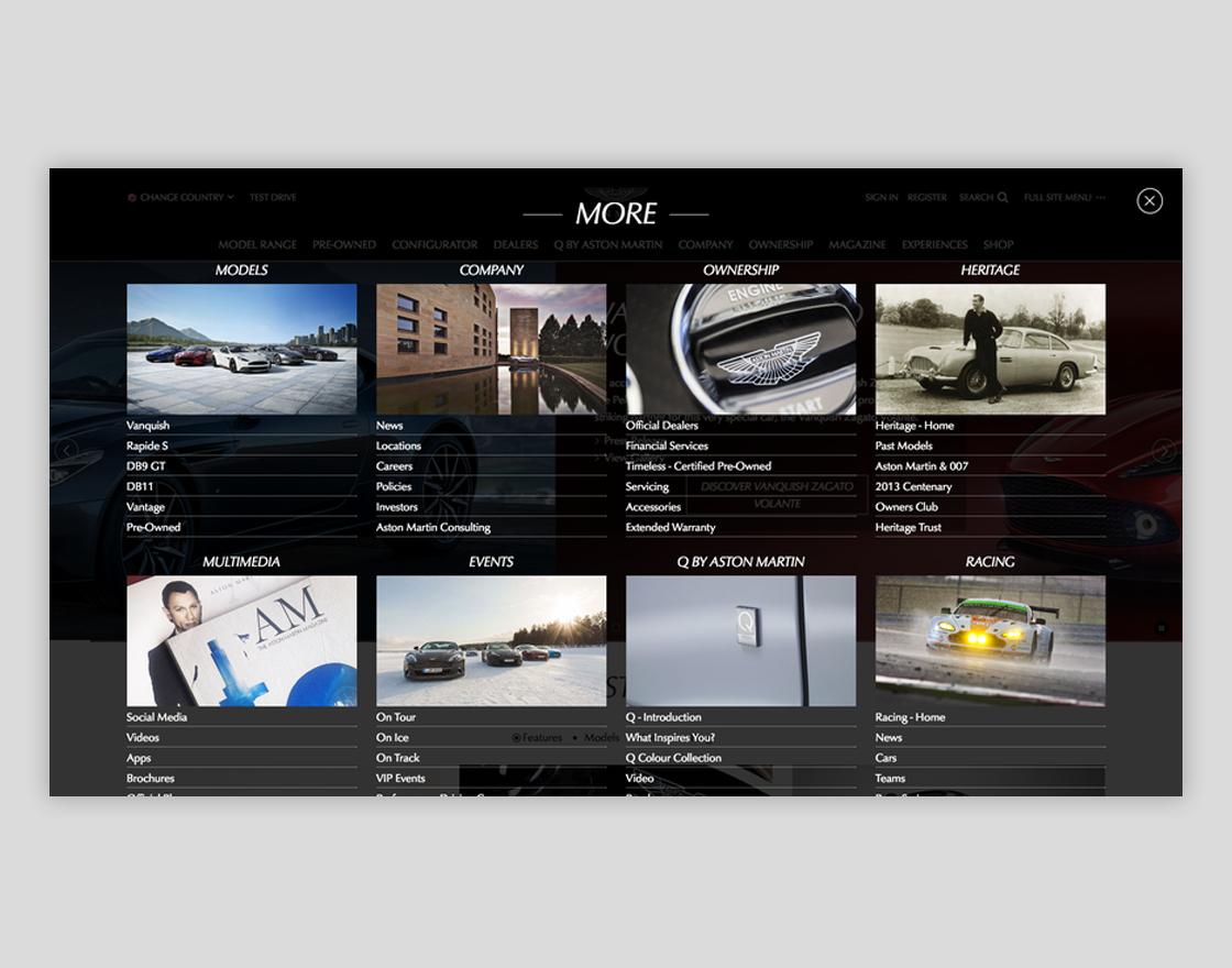 Website Design Analysis Rolls Royce V Aston Martin Website Design Ltd Web Design Digital Marketing Agency
